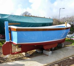 TREEVE DS16 PENBERTH COVE BOAT Mk 5 - un-named - ID:102304